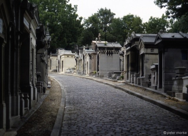 Avenue of Tombs