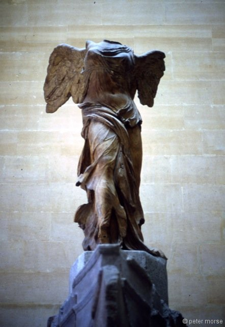 Winged Victory of Samothrace (c.200-190 B.C.)