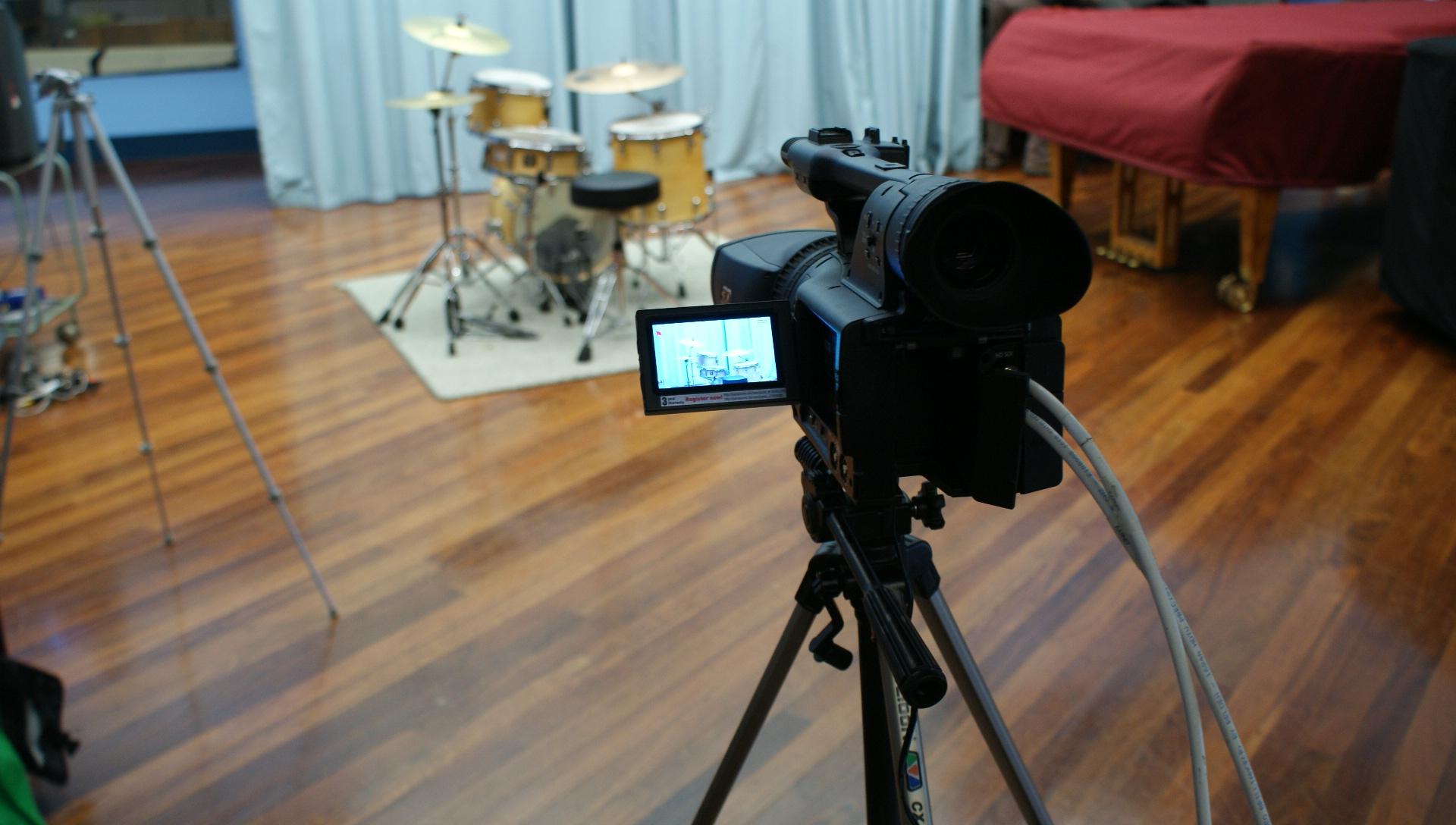 Syna_1 Setup: Stereoscopic Camera for AARNet live feed