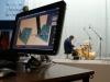 Syna_1 Setup: Monitor, Touch Designer, Drummer