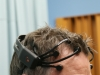 Syna_1 Setup: Biometric EEG headset