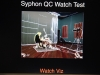 Syna_1 Setup: QC 'Aurora' synaesthesia test