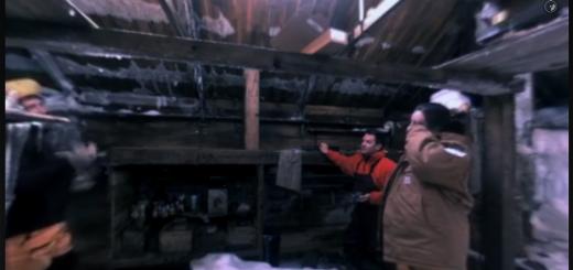 Mawson's Huts 360º Video (2007)