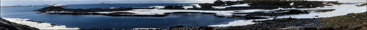 Hurley (1911): inadvertent pano colourised